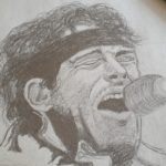 Quick Bruce Springsteen sketch